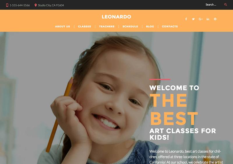 Leonardo Art School