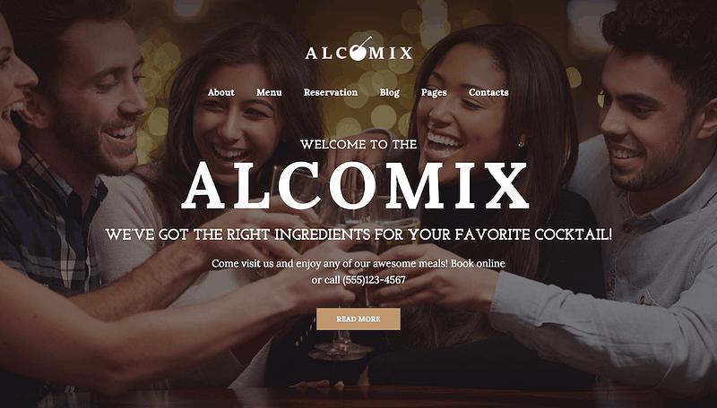 Alcomix