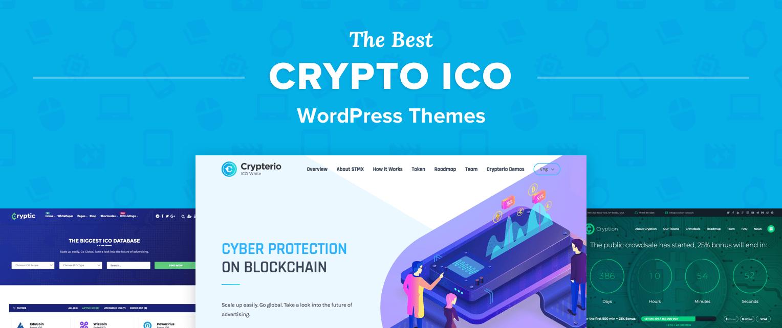 ICO WordPress Themes