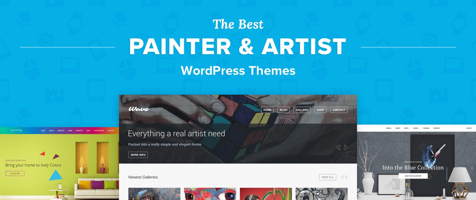 Painter Wordpress Themes