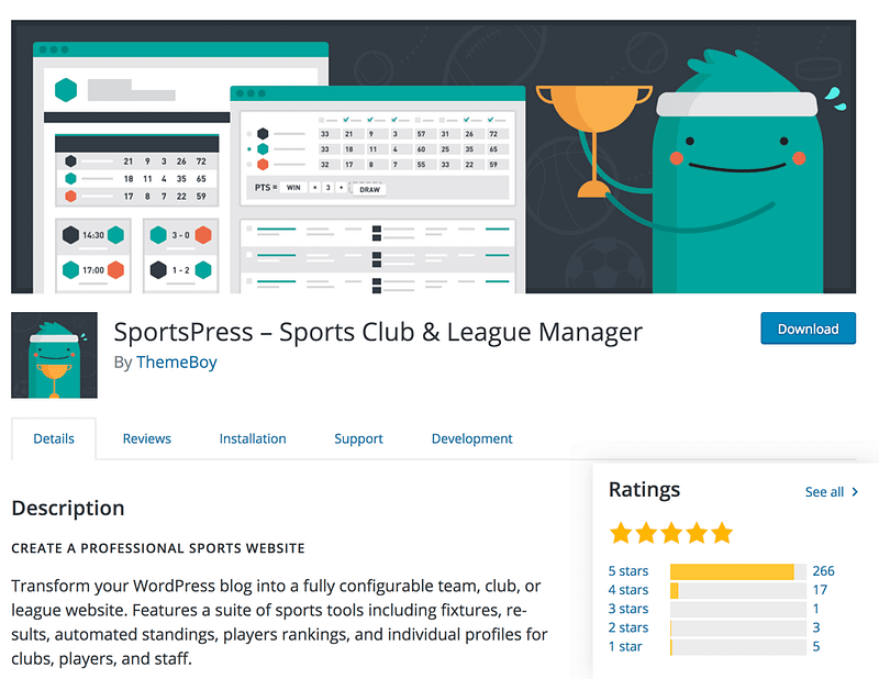 SportsPress