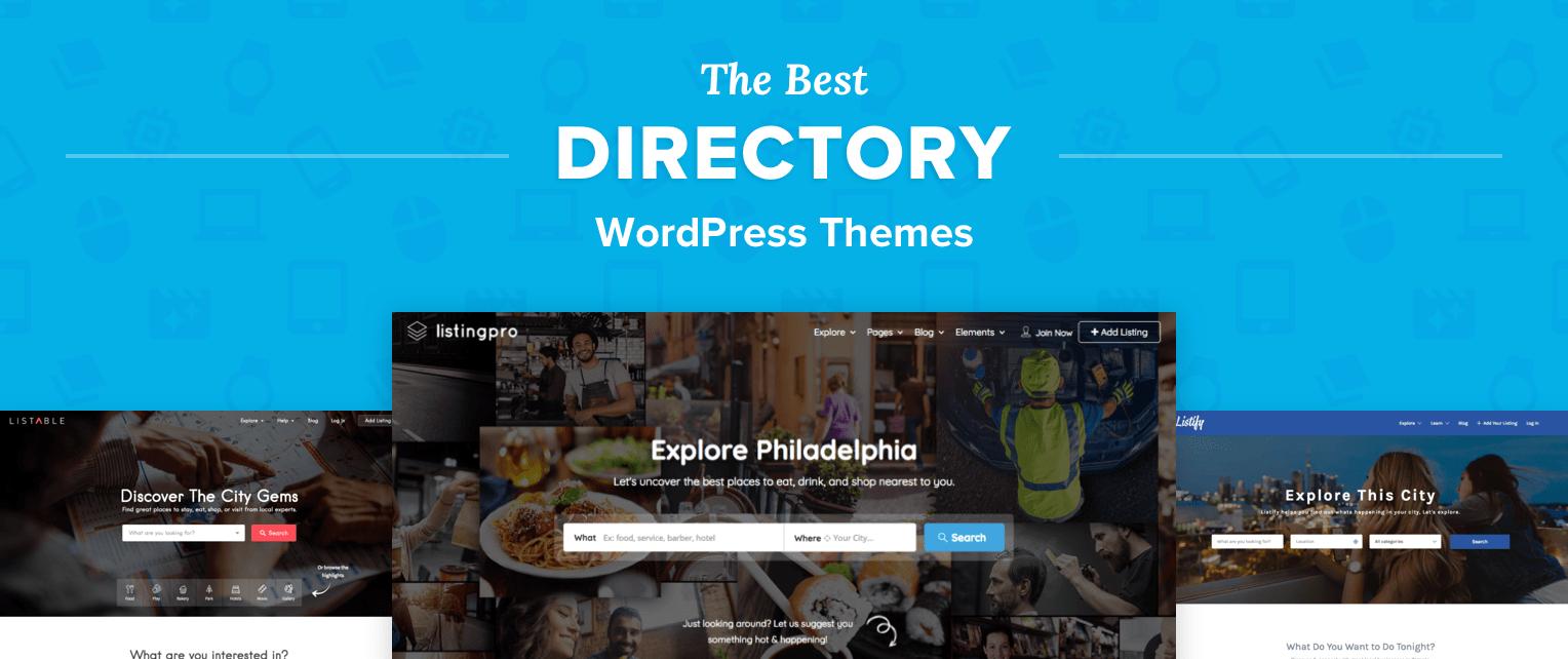 Directory Wordpress Themes