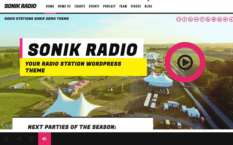 Sonik Radio