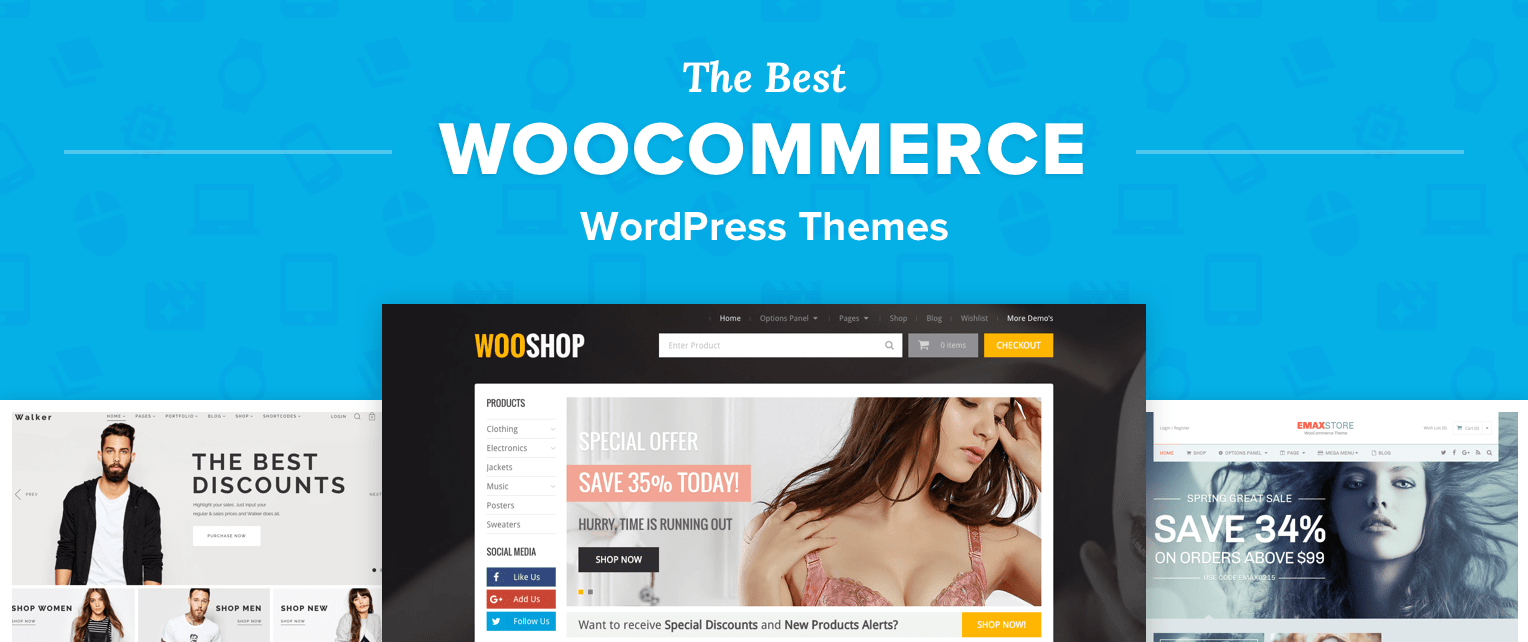Wocommerce Wordpress Themes
