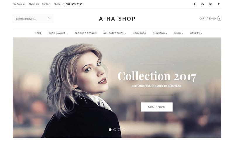 Aha Shop