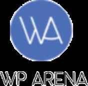 WP Arena logo