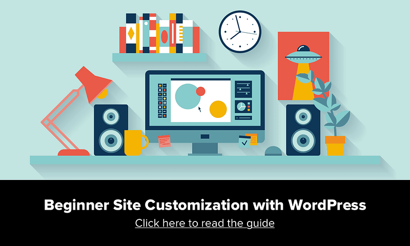 Beginner WordPress Customization