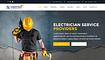 Handyman theme for electricians