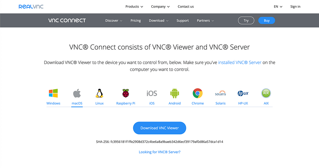 download vnc viewer
