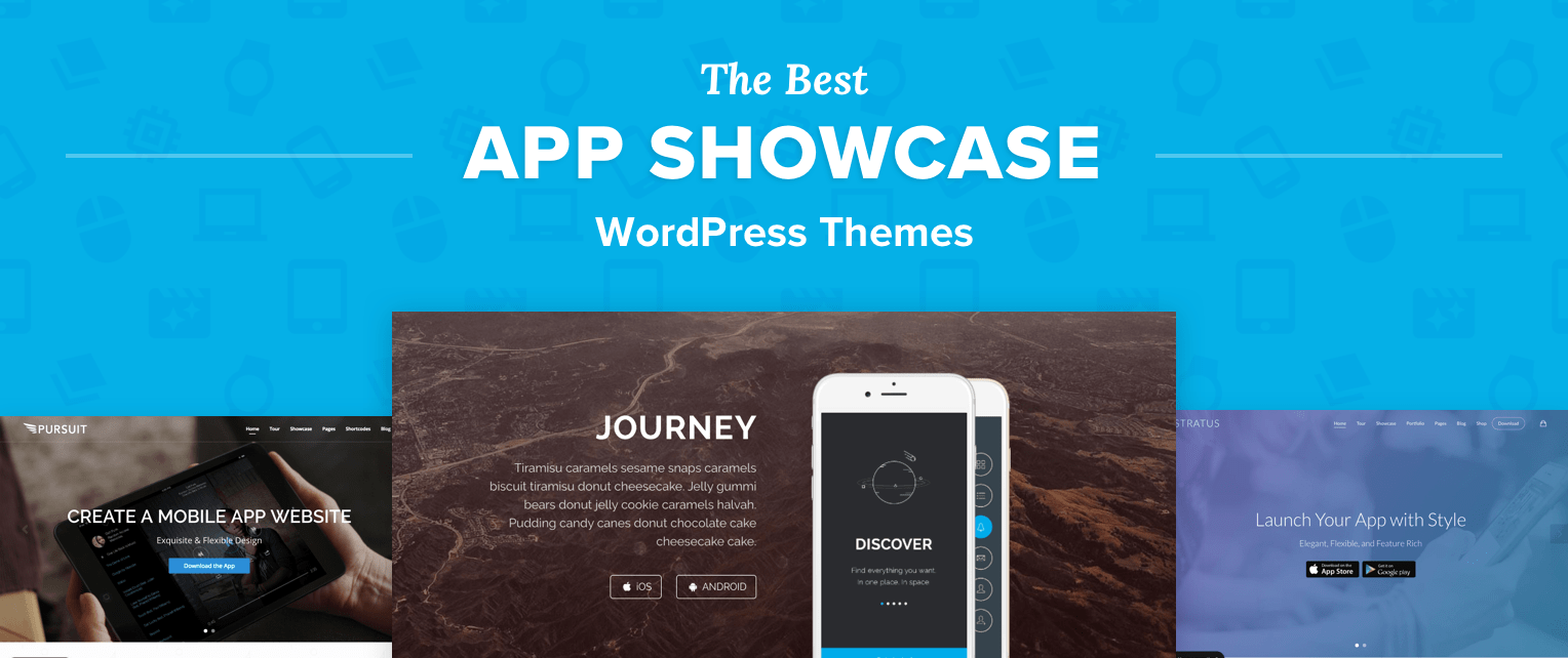 App Wordpress Themes
