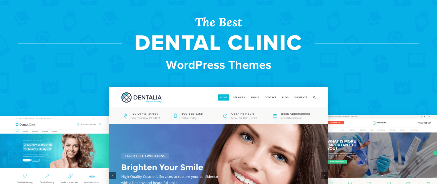Dentist Wordpress Themes
