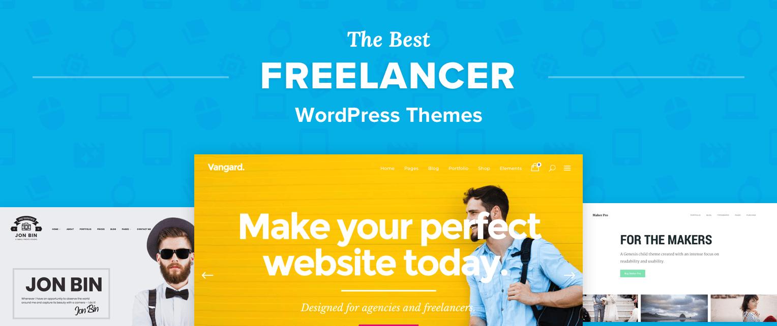 Freelancer WordPress Themes
