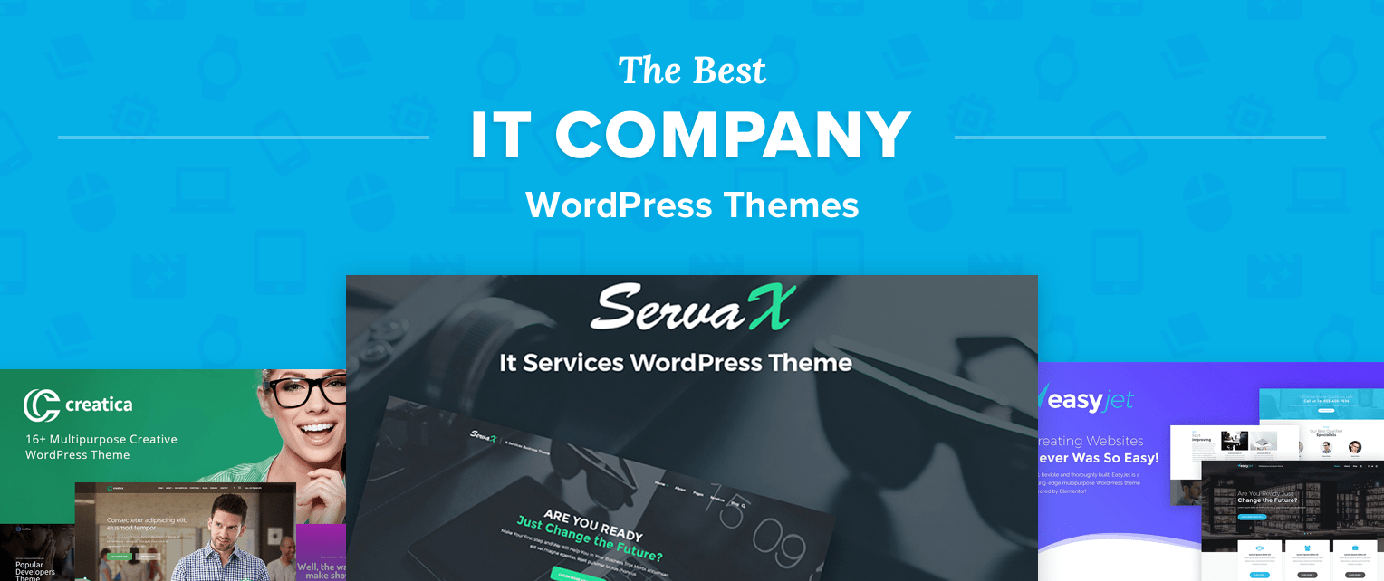 It Company Wordpress Themes