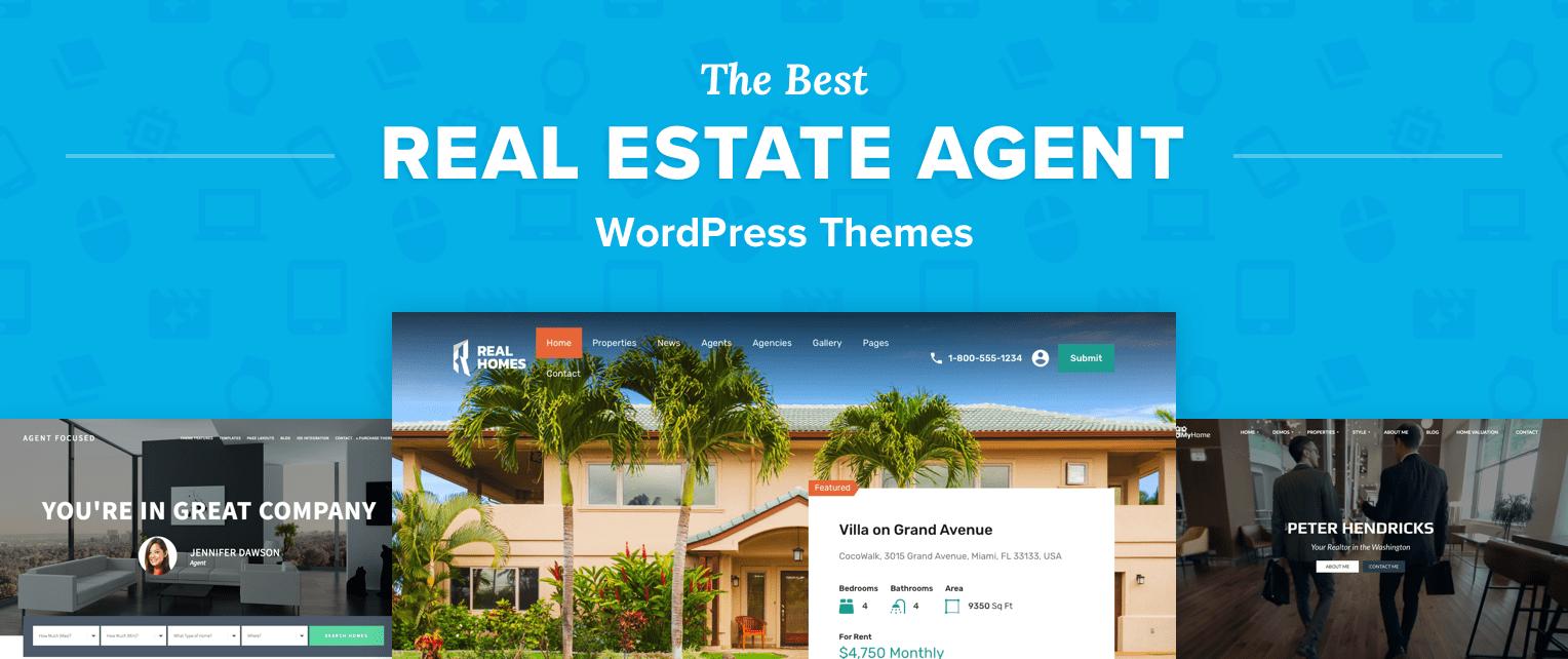 Realtor Wordpress Themes