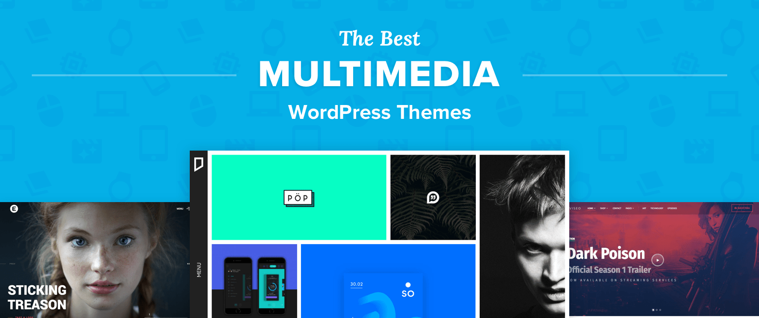 Multimedia Wordpress Themes