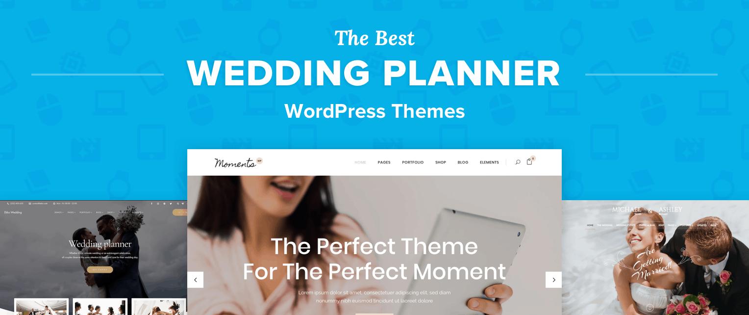 Best Wedding Planner WordPress Themes