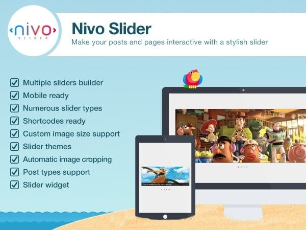 Nivo Slider plugin