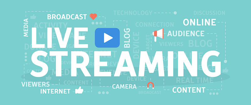 Create Live Streaming Site