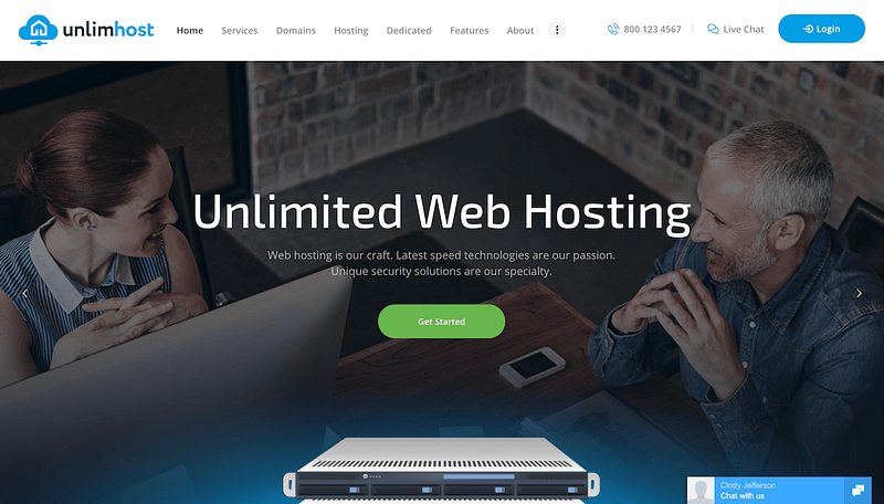 Unlimhost
