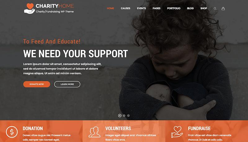 Charity Home