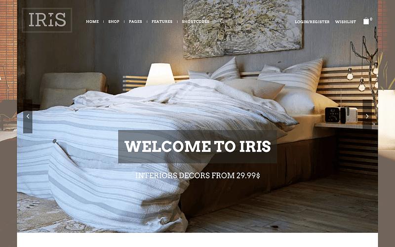 Iris theme