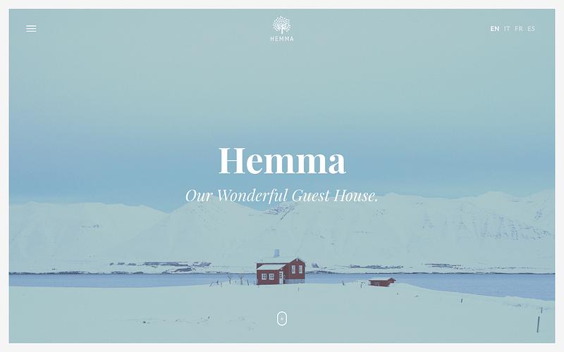 Hemma