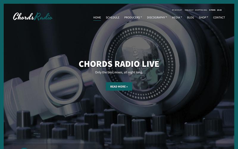 Chords Radio