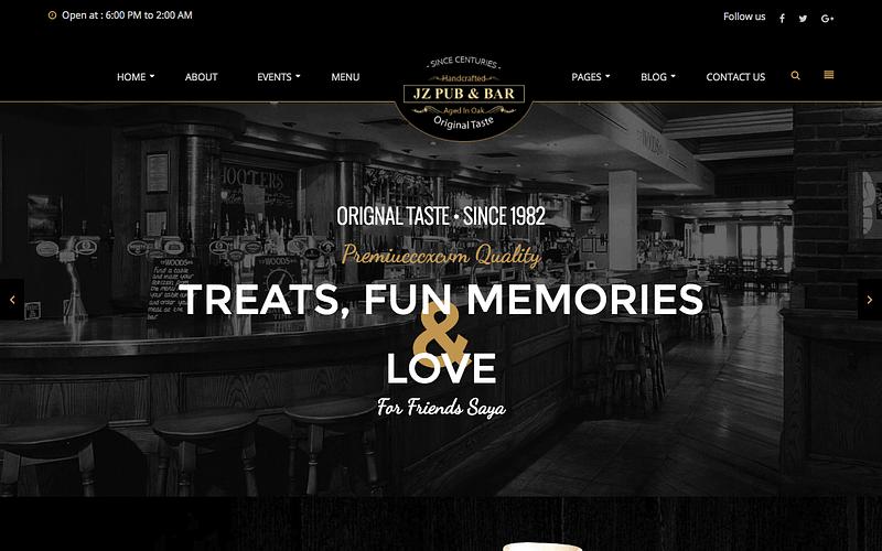 JZ Pub Bar