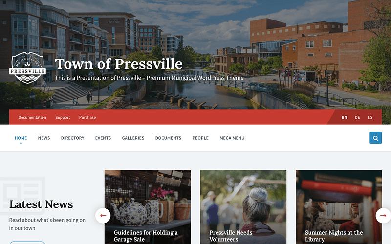 Pressville