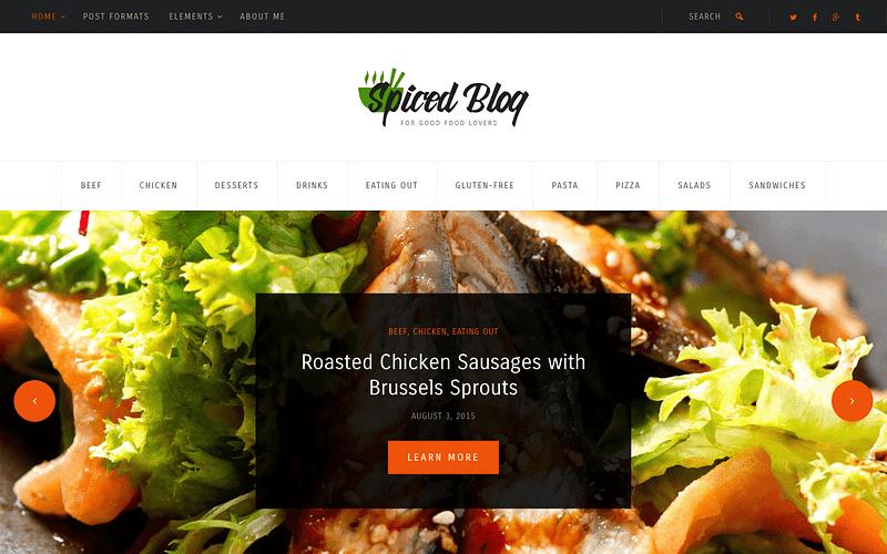 Spiced Blog