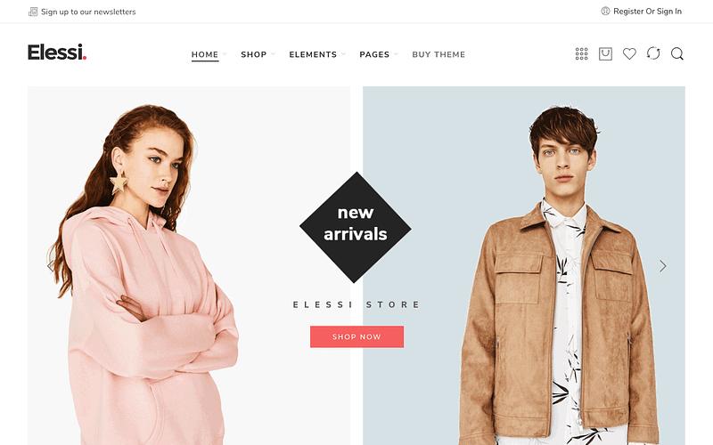 Elessi fashion store