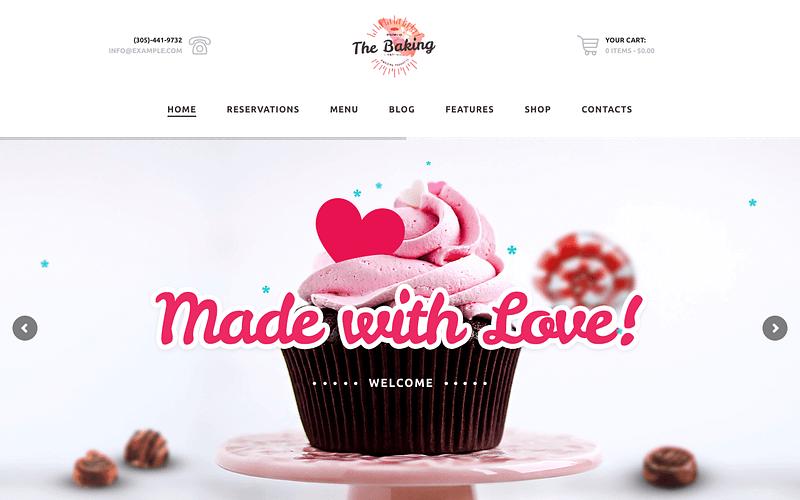 Bakery theme