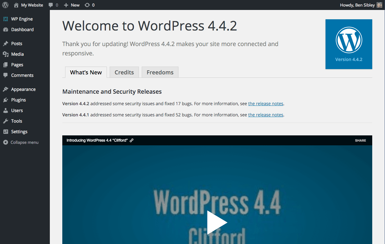 How to Check Your WordPress Version