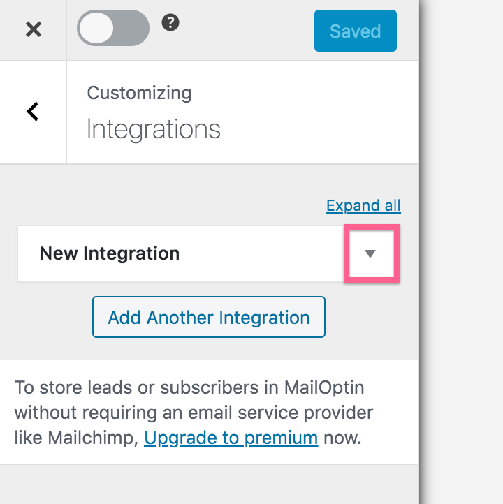 Add Form Integration